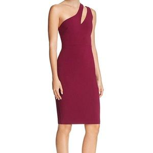 NWT! Size 4 likely one shoulder dress